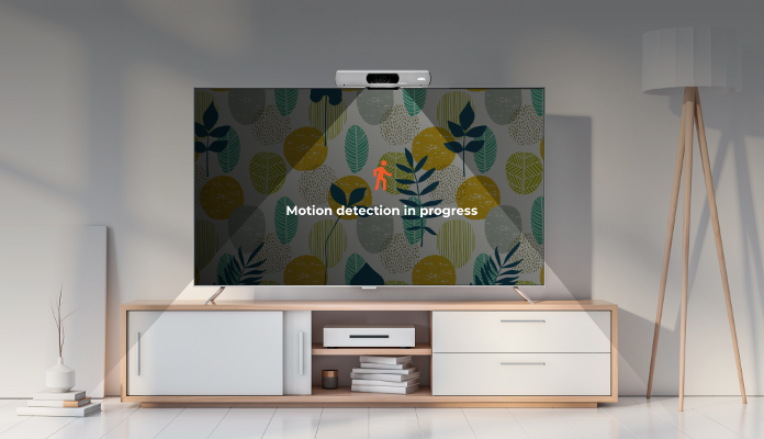 Motion detection for home